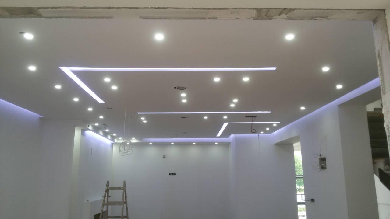 LED rasvjeta u hotelu